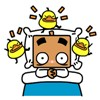 16 Funny Mr Box asian emoticons