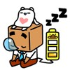 16 Funny Mr Box asian emoticons