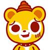 20 Cute cartoon bear emoji