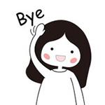 20 Naive little girl emoji