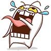 24 Interestingly cartoon tooth emoji download-Forum emoji