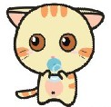 04 1 38  Cute cartoon cat emoji emoticons images
