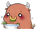 138 Funny chubby animal emoji gifs