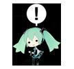 80  Hatsune Miku emoticons gifs emoji free download