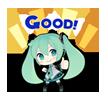 74 80  Hatsune Miku emoticons gifs emoji free download