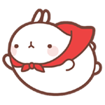 140 Fat rabbit life record emoji gifs