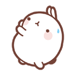 funnygifsbox.com 2016 06 26 19 47 25 140 Fat rabbit life record emoji gifs