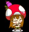 18 Lovely Mushroom Princess emoji gifs download
