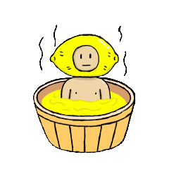 33 Sly lemon man emoji free download