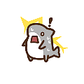 Here comes the lovely shark. emoji